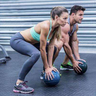 El crossfit es considerado el deporte mas efectivo para bajar de peso