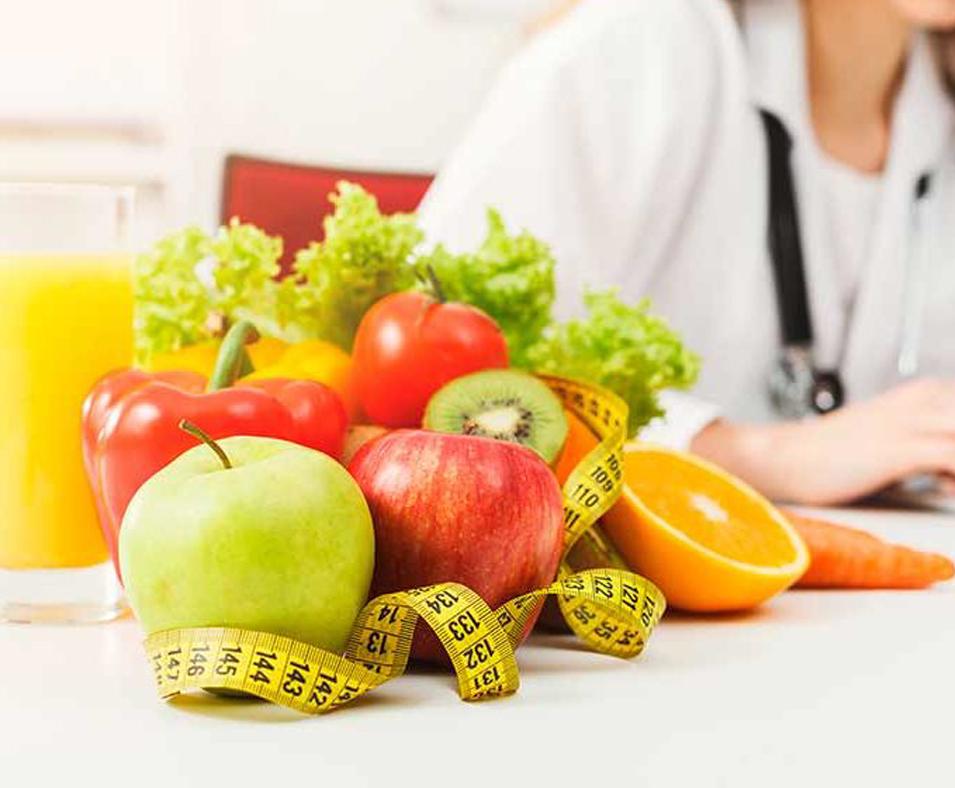 Consume frutas ricas en fibra