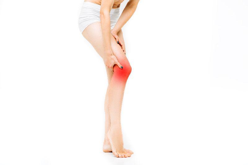 La falta de ejercicios te puede ocasionar dolor en las rodillas.