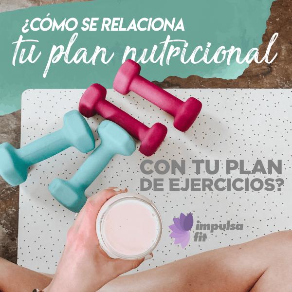 Un Plan nutricional adecuado con un plan de ejercicio te ayudaran a bajar de peso
