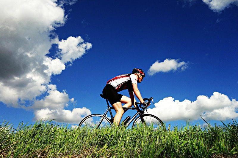 El uso de la bicicleta te ayudara a bajar de peso