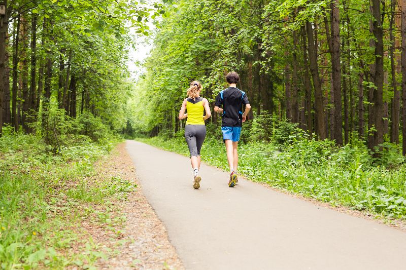 Correr es uno de los deportes que te hara bajar de peso correctamente