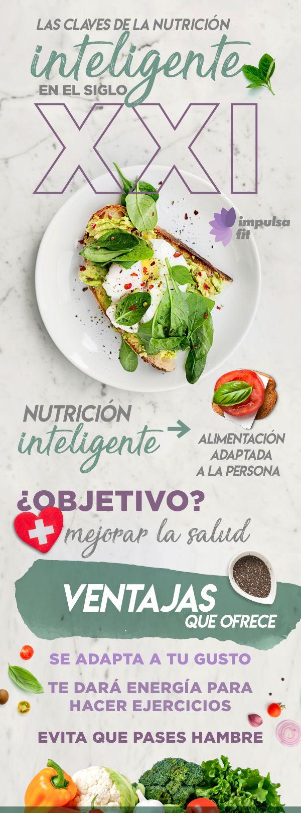 Piensa inteligentemente en tu nutrición
