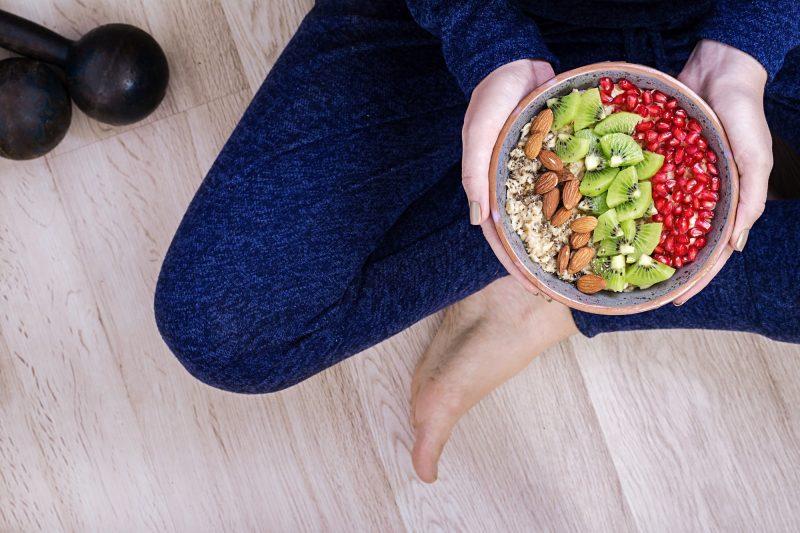 El ejercicio y la alimentacion deben ir de la mano para mejores resultados