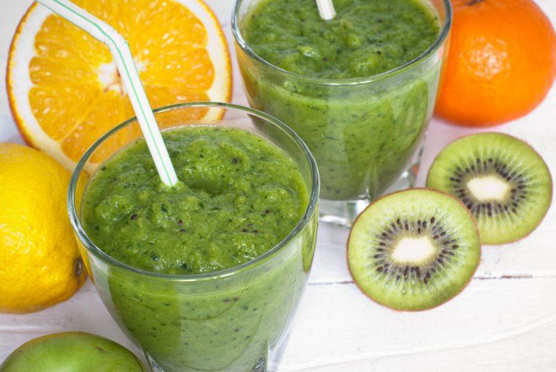 Busca alimentos ricos en vitamina c