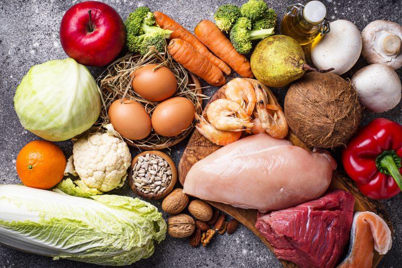 Busca siempre variar en tu dieta y hacerlo de forma balanceada