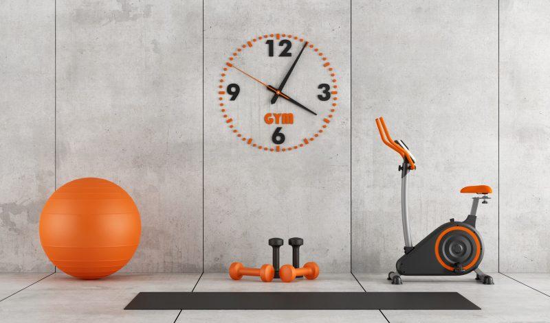Tu rutina de ejercicios en casa es un compromiso diario