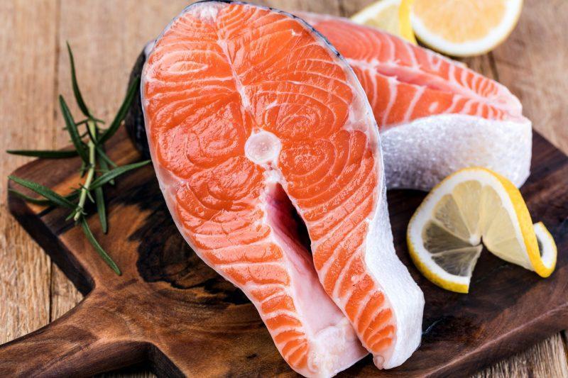 El pescado es una opcion saludable y recomendable