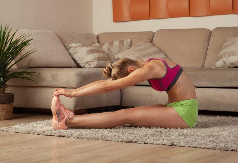 Cómo prepararnos para una rutina de ejercicios en casa