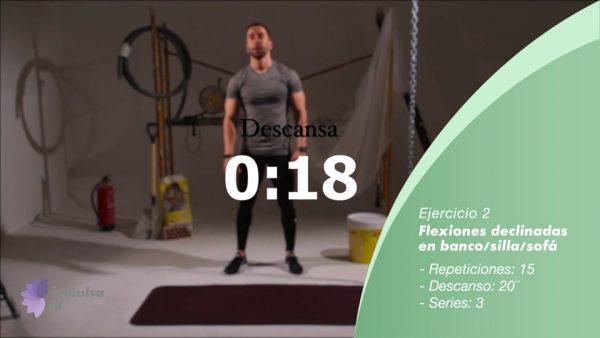 Cuerpo 10, Nivel Avanzado Video 2