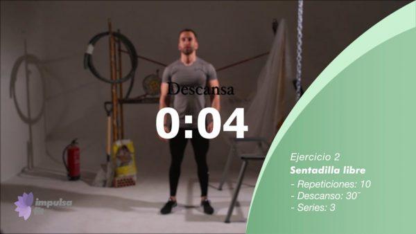 Cuerpo 10, Nivel Iniciación, Video 4