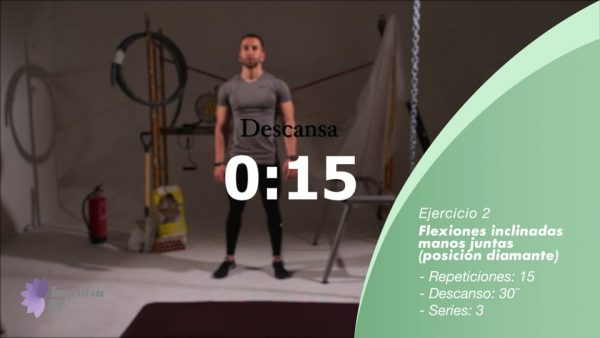 Cuerpo 10, Nivel Medio, Video 3