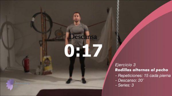 Cuerpo 10, Nivel Medio, Video 6