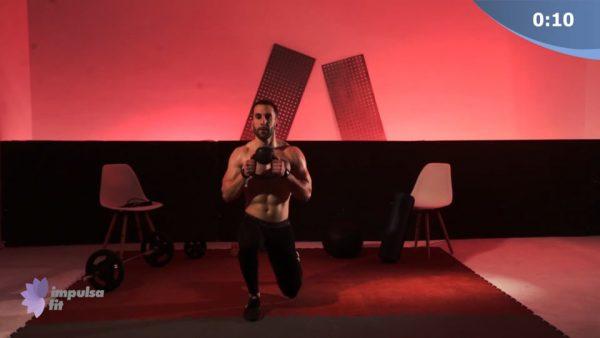 Video 13, Avanzado Cross ImpulsaFit portada