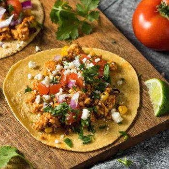 Anímate a Realizar estos Ricos Tacos Veganos de Zanahoria