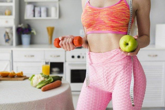 alimentacion y ejercicio