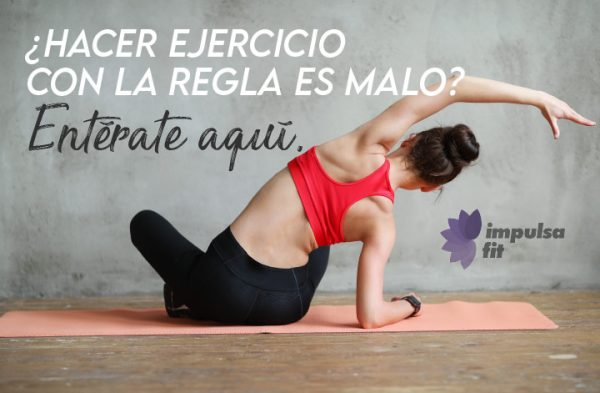 ejercicio con la regla