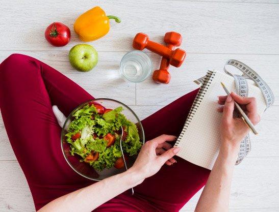 planificacion menu saludable