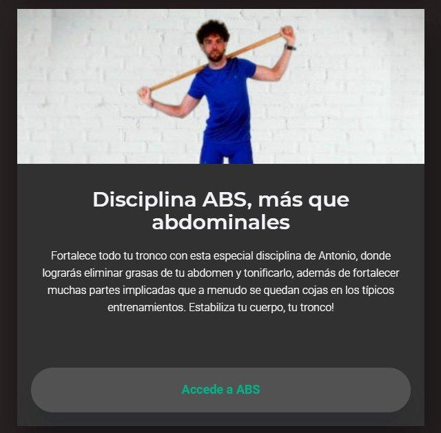 disciplina abs