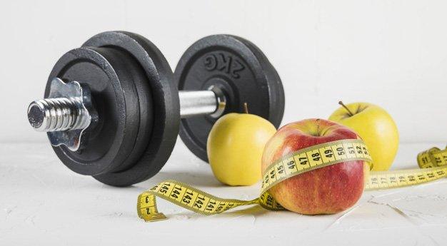entrenamiento y nutricion