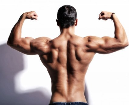 hombre musculos