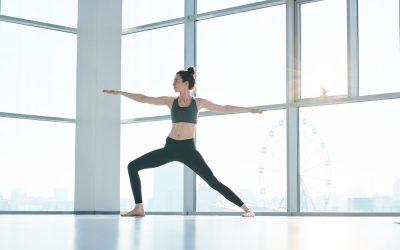 Equilibra tu cuerpo y mente con el Yoga